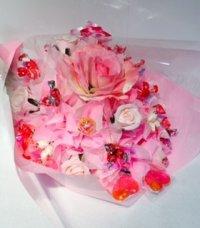 キャンディーフラワー 花束